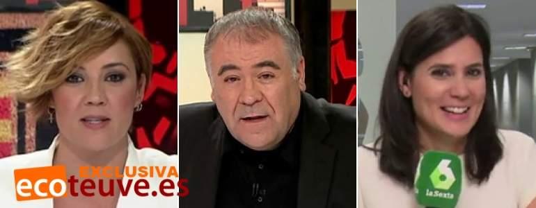 Cristina Pardo se va de Al rojo vivo: María Llapart será la sustituta oficial de Ferreras