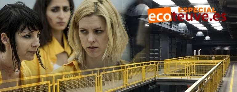 Cruz del Norte: así es por dentro la nueva cárcel que ha levantado Fox para Vis a vis