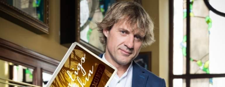 Julian Iantzi, el nuevo celestino de Antena 3: A Carlos Sobera le gano lanzando flechas