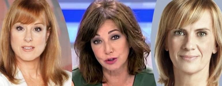 Ana Rosa Quintana ficha a Gemma Nierga y Gloria Lomana para reforzar su programa