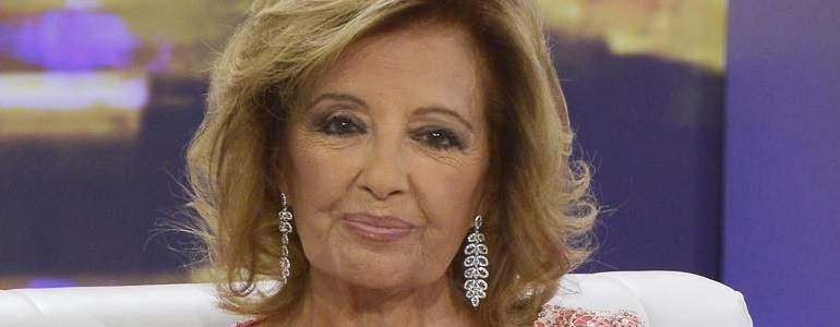 María Teresa Campos pasa por quirófano: operada por una suboclusión intestinal