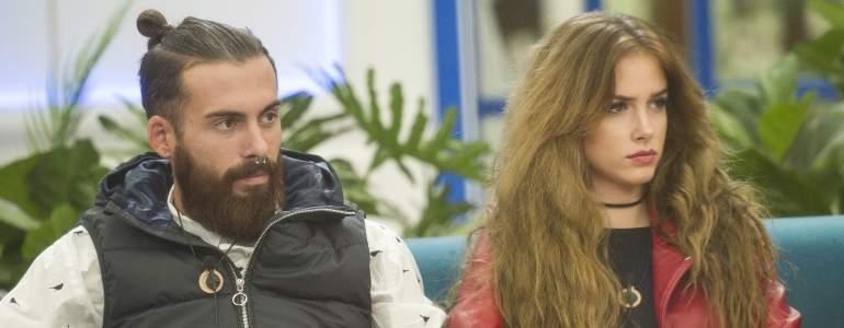 Carlota denuncia a José María por abuso sexual con penetración en la casa de GH