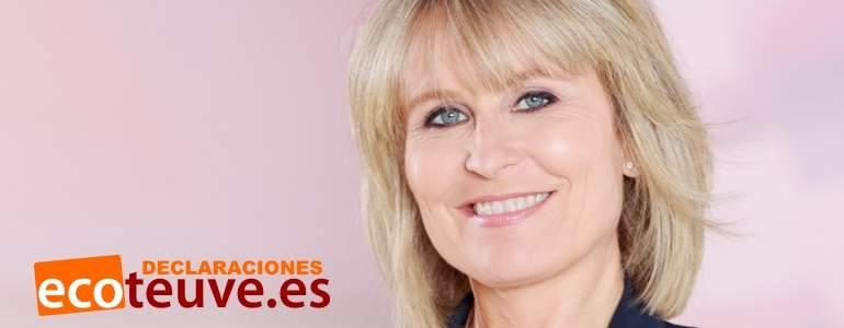 María Rey deja Antena 3: Es duro y me da vértigo, pero es el momento de hacerlo