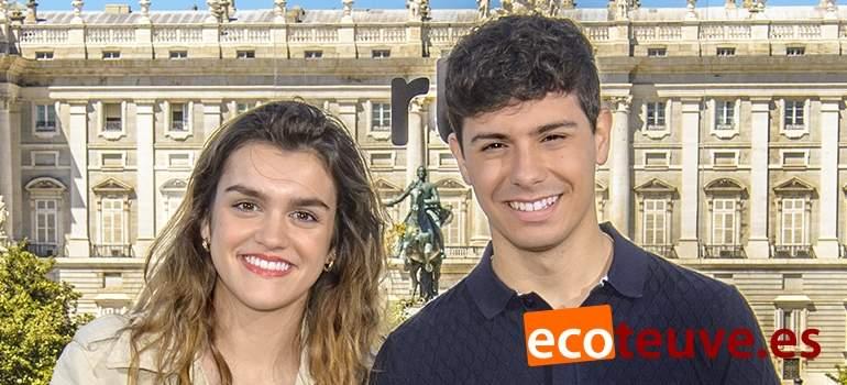 Amaia: En mi maleta para Eurovisión no va a faltar el libro España de Mierda