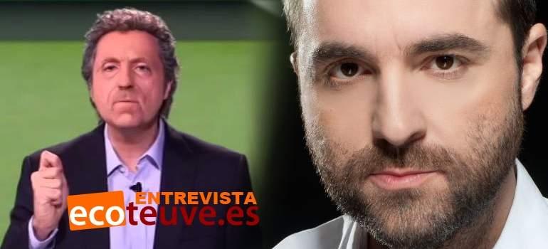 Raúl Pérez: Pedrerol es mi fetiche: a veces lo he imitado hasta en el supermercado