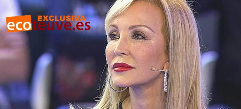 Carmen Lomana ultima su fichaje por la tercera edición de Masterchef Celebrity