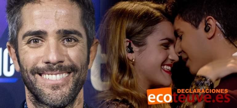 Roberto Leal y las críticas de Eurovisión: Si estás pendiente de todo te vuelves loco