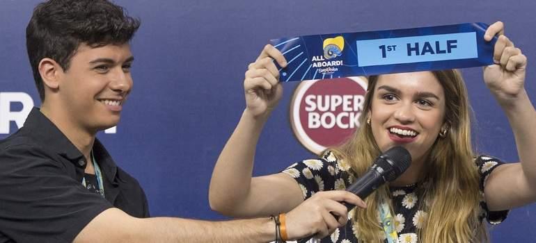 España actuará en la segunda posición, un puesto gafado en la historia de Eurovisión