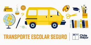 Las exigencias de seguridad con las que debe cumplir el transporte escolar