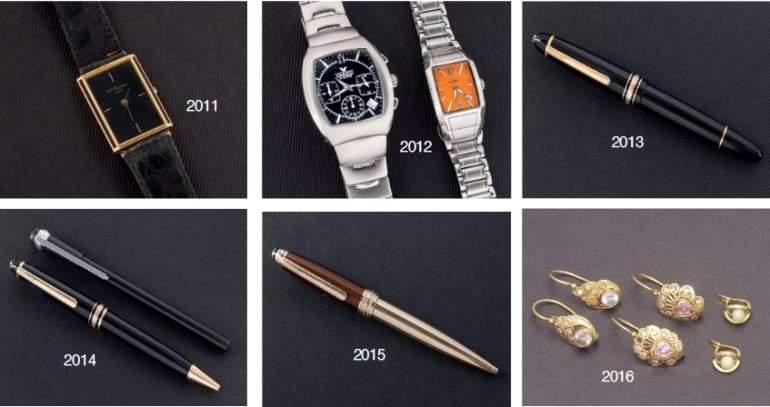 Madrid subasta objetos de lujo perdidos a precio de for Oficina objetos perdidos madrid