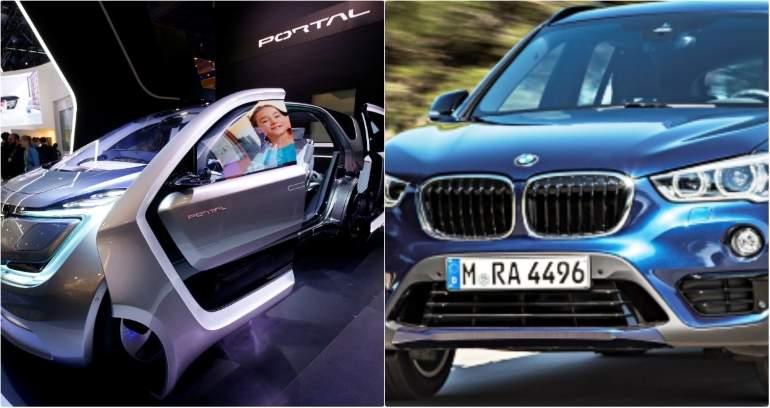 Fiat Chrysler y BMW anuncian alianza para el desarrollo de vehículos autónomos