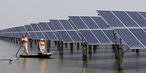 La solar se prepara para el efecto de la sobreoferta