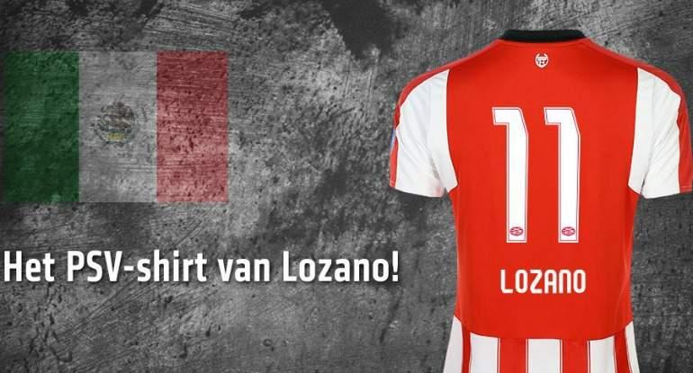 'Chucky' tendrá el 11 en el PSV