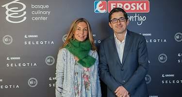 Eroski renueva y mejora su marca gourmet Seleqtia, con el aval de  Basque Culinary Center (BCC)