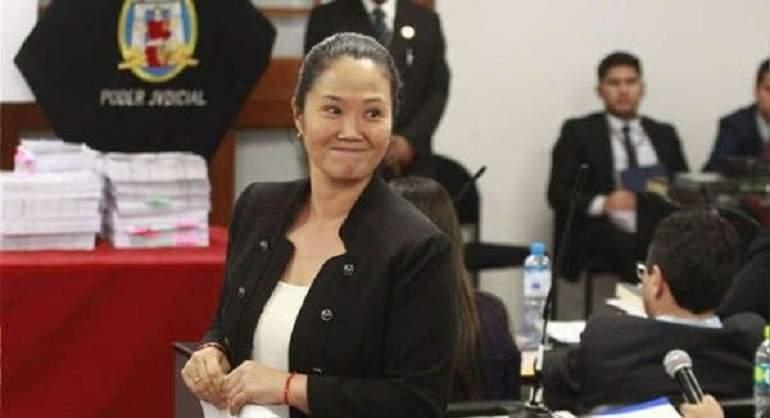 Keiko Fujimori dice que acudirá a instancias internacionales tras conocer fallo en su contra