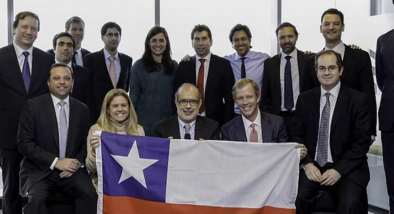 Chile coloca bonos por unos 2.000 millones dólares en mercado internacional