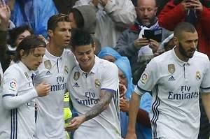 Real Madrid mantiene esperanzas de liderato