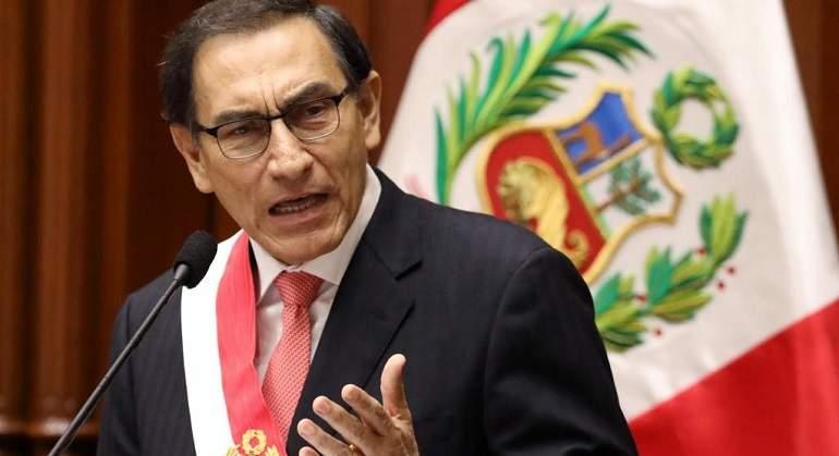 Presidente Vizcarra pide votar con responsabilidad y pensando en el país
