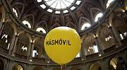Un globo de MsMvil en la salida a bolsa de la compaa
