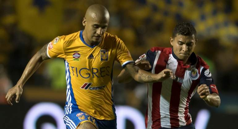 Alan Pulido, el mejor jugador del Clausura 2017