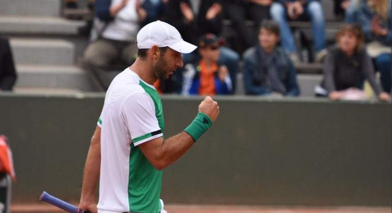 Santiago González avanza a la semifinal de Roland Garros en dobles