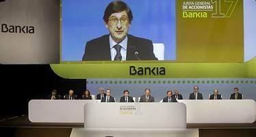 Bankia ahorra 400 millones de euros en gastos judiciales al aligerar la devolución por la salida a bolsa