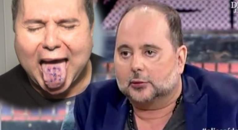 Sergio Alis se pesa tras haberse cosido la lengua: ¿habrá adelgazado?
