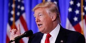 El muro y el proteccionismo marcan los 100 días de Trump como presidente