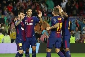 El Barça derriba a Olympiacos