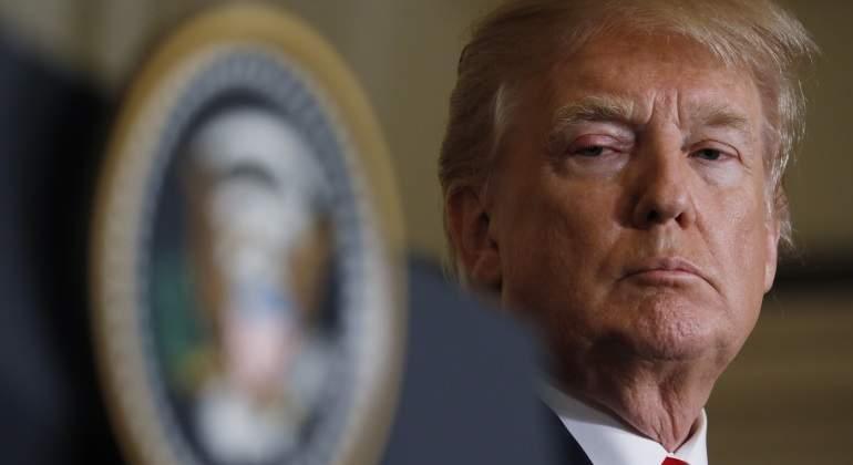 Trump frena el décimo año alcista en EEUU
