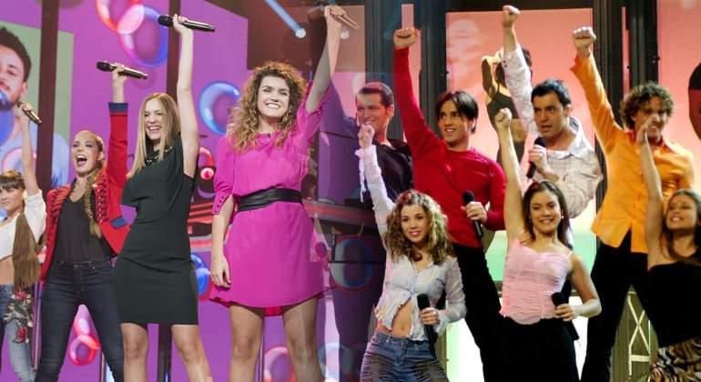 OT: Amaia cantará con Busta en una gala de Navidad ¡sin Rosa, Bisbal y Chenoa!