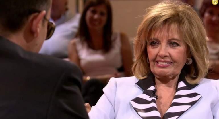 Mª Teresa relata el drama del ictus: Si voy una hora más tarde a lo mejor no estaba
