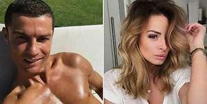 Cristiano Ronaldo, acusado de serle infiel a Georgina