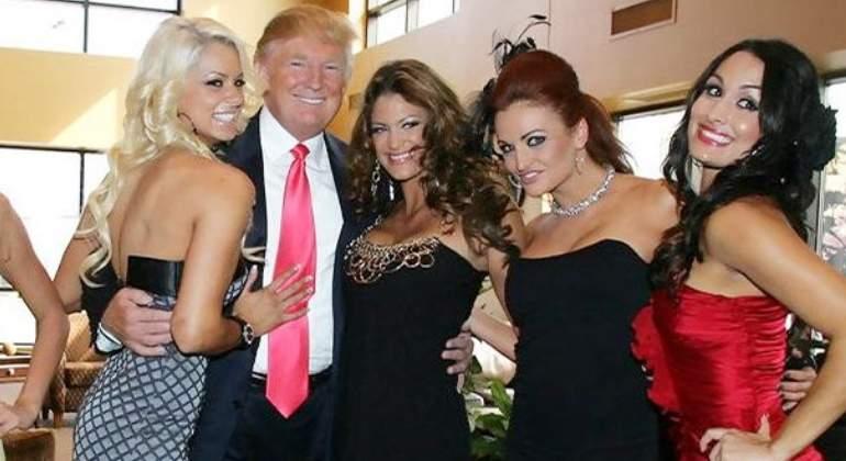 prostitutas obligadas donald trump prostitutas