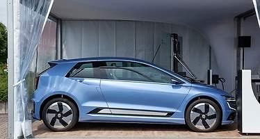 Volkswagen desvela cómo serán sus eléctricos... ¿a través del próximo Golf?