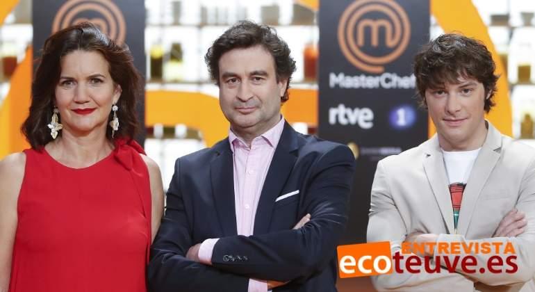 Los jueces de MasterChef: Los cocineros somos muy orgullosos