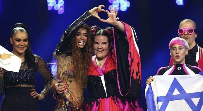 Soberbia respuesta de la cantante de Israel a Sobral