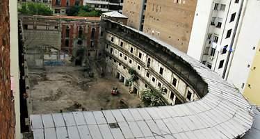 Madrid permitirá el cubrimiento del patio del Beti Jai y aumentar la edificabilidad de la parcela en un 10%