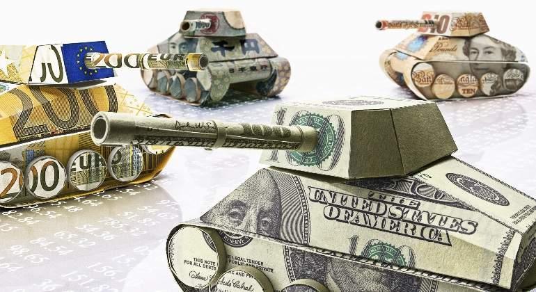 dolar-euro-libra-guerra-getty.jpg