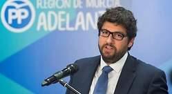 López Miras, nuevo presidente de Murcia