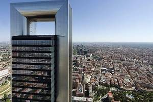 Ortega compra la Torre Cepsa