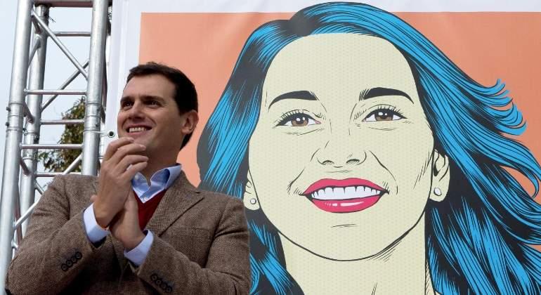 Rivera plantea un Govern transversal con independientes para después del 21D