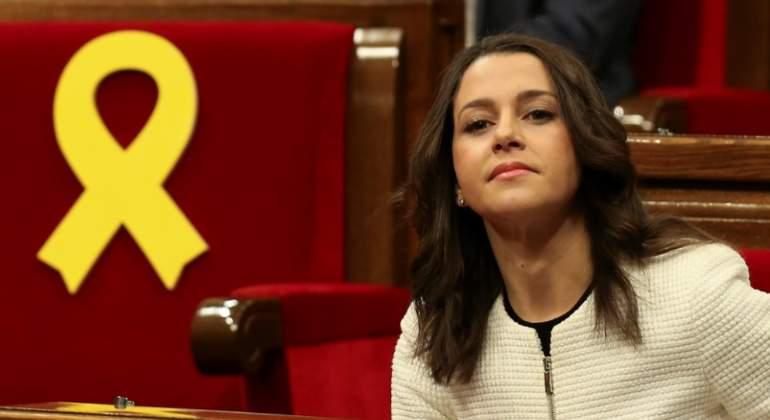 arrimadas-parlament-17ene18-reuters.jpg