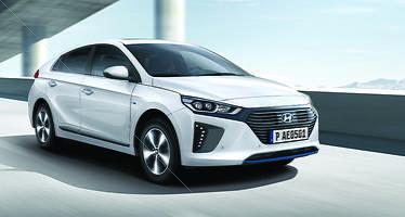 Hyundai Ioniq híbrido enchufable: hasta 63 kilómetros a golpe de voltio
