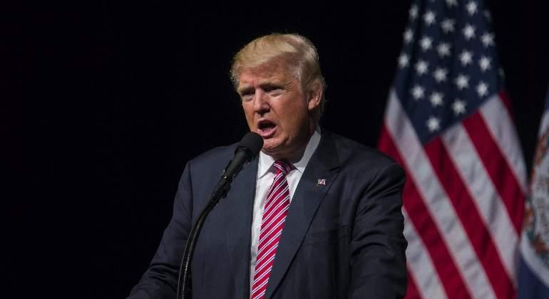 Donald Trump respalda a Paul Ryan