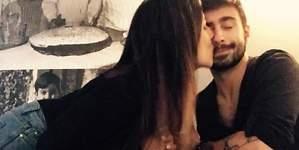 Irene Junquera publica su primer beso con Rayden