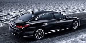 Lexus LS 500h 2018, la quinta generación del buque insignia híbrido