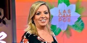 Carmen Borrego, colaboradora fija de Supervivientes