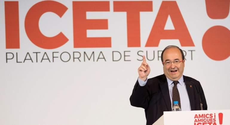 Un profesor de la Universidad de Barcelona le dedica un tuit homófobo a Iceta