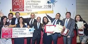 Atento, una de las tres mejores empresas para trabajar en el Perú